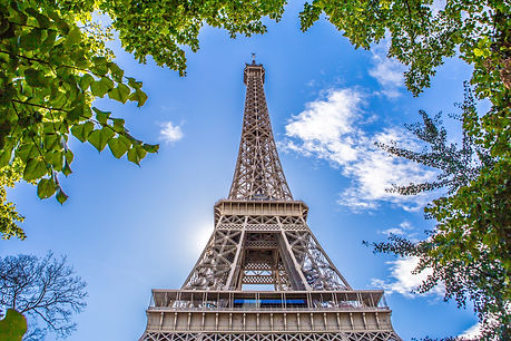 Eiffel For You In Paris