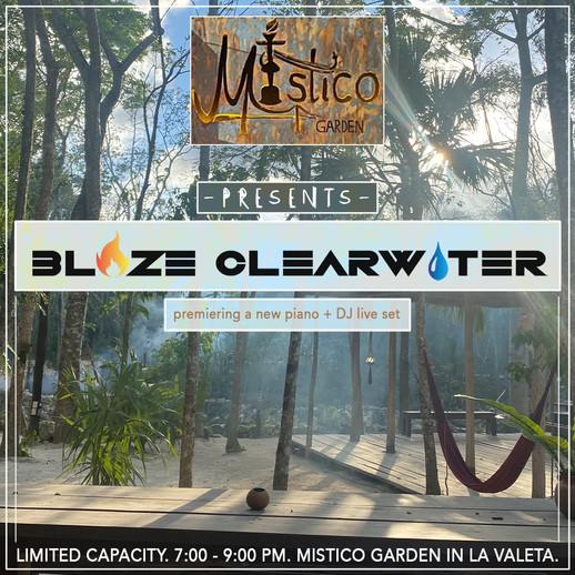 Blaze Clearwater In La Valeta