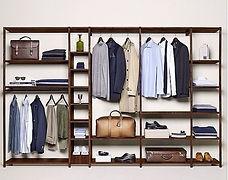 gestion garde robe homme vetements professionnels  personal shopper NIce