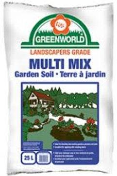 5 for $25 Garden soil 25L