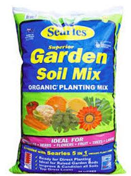 4 for $30 Searles Organic Soil 30lt