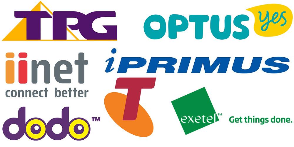 Australian ISP Examples