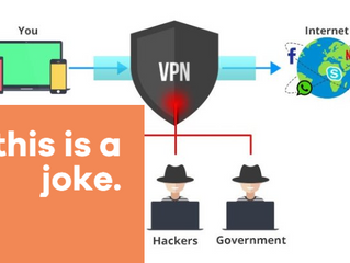 Why You Shouldn't Use A VPN