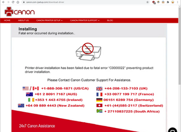 Scammed By A Canon Printer!?