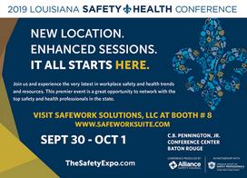 2019 Louisiana Safety & Health Conference