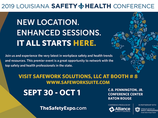 2019 Louisiana Safety & Health Conference