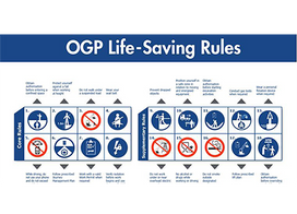 Safework Solutions Offers Complementary IOGP 18 Life-Saving Rules CBT