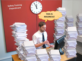 Safework Solutions' Learning Management System saves clients time & money managing traini