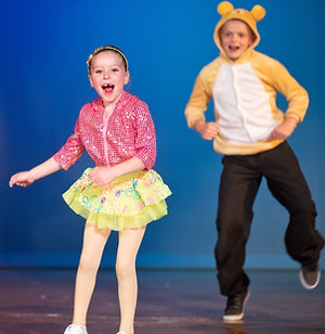 Dancing Builds Confidence