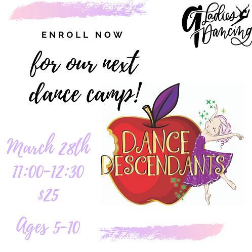 Dance Descendants Camp