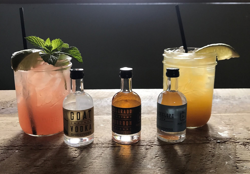 Peach Street Distillers Drinks
