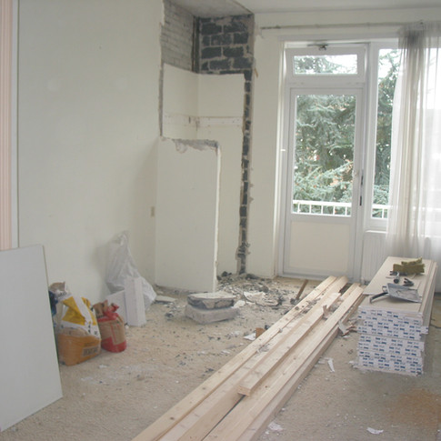 Total refurbishment of the study