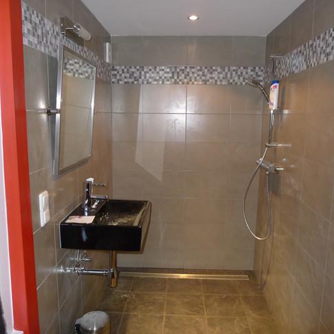 Details shower en suite