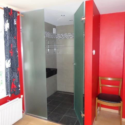 New shower en suite