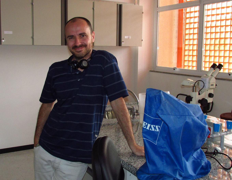 Visiting LabGel: Max Maronna