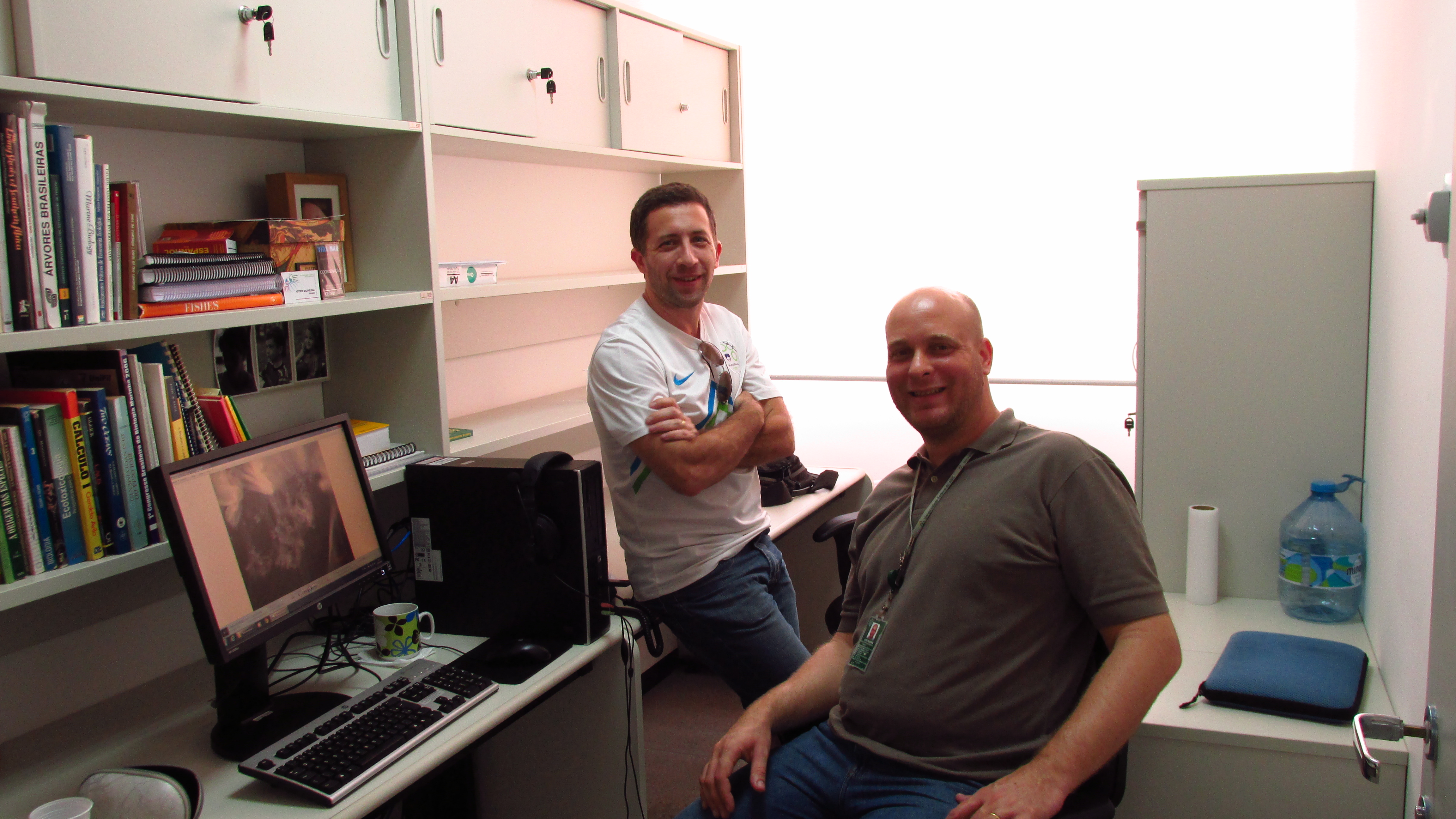 Visiting LabGel: Agustín Schiariti