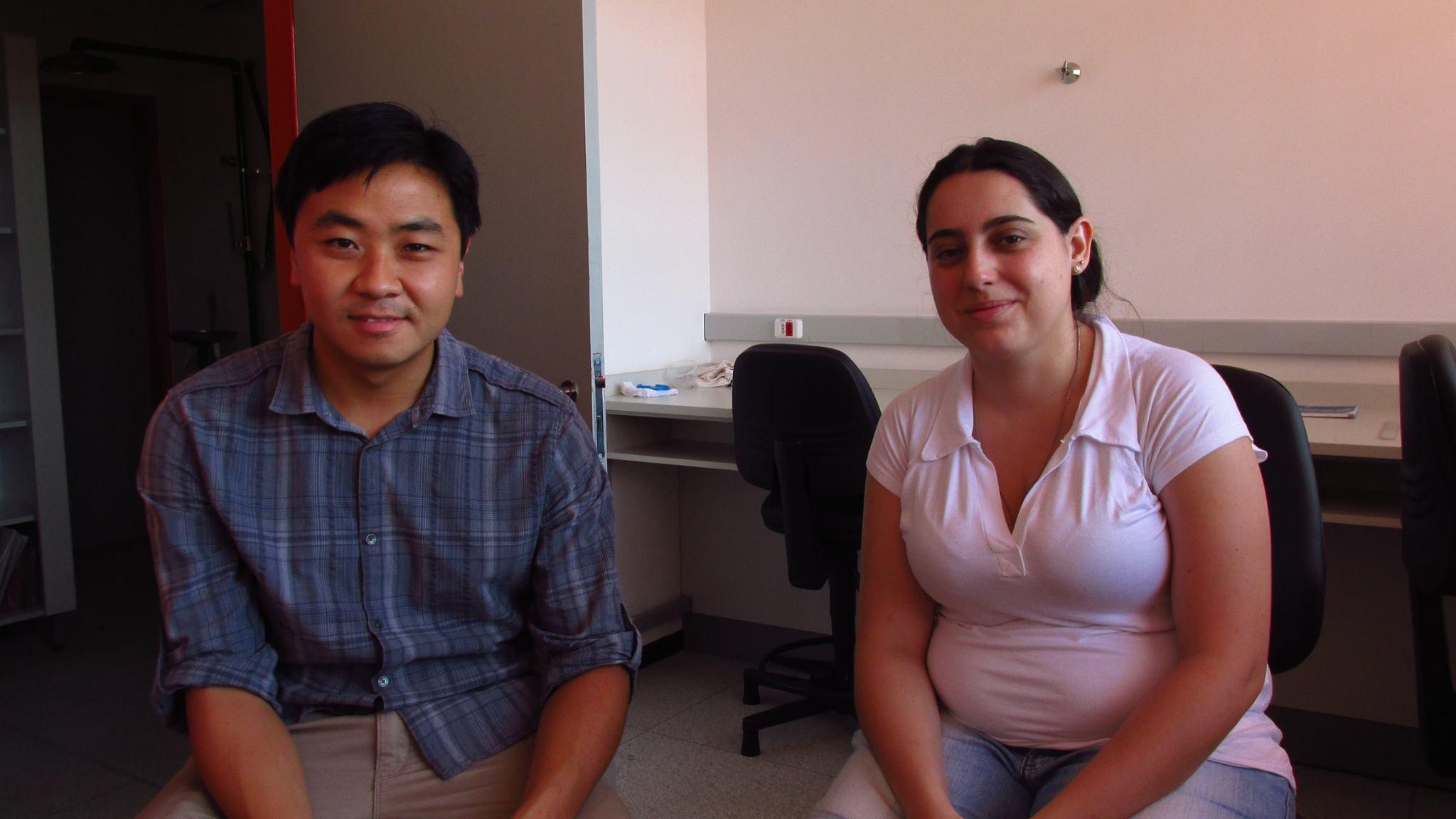 Visiting LabGel: Renato Nagata