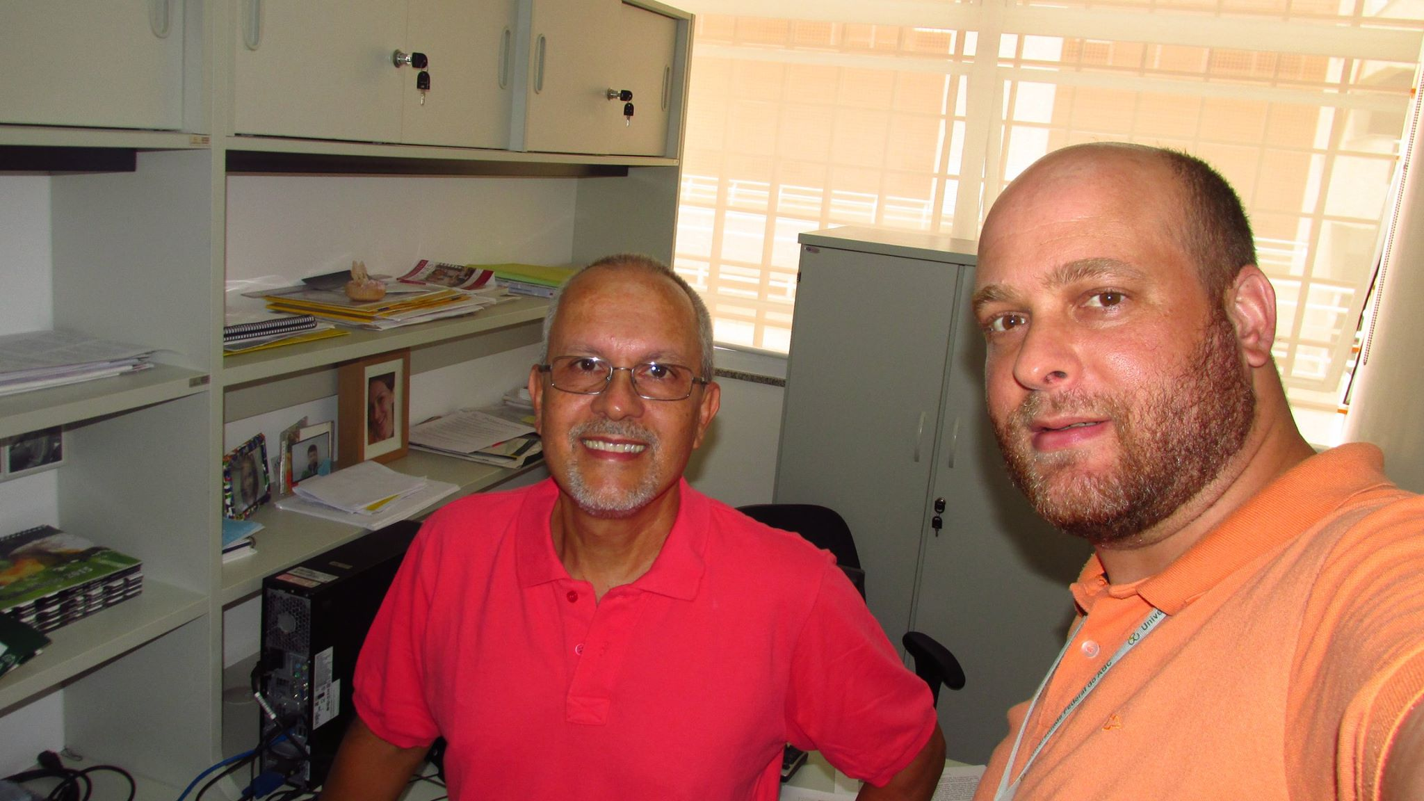 Visiting LabGel: Alvaro Migotto