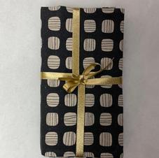 Black and Gold Tea Towels