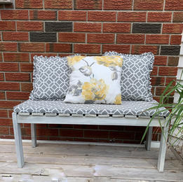 Floral Outdoor Cushions