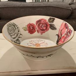 Floral Medley Bowl
