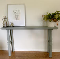 Sage Hallway Table