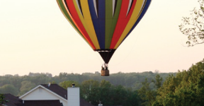 St. Charles Hot Air Balloon Rides