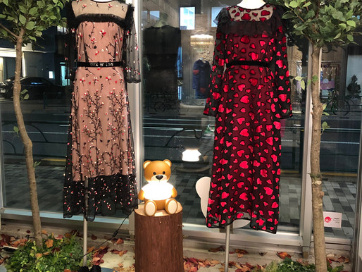 19' FW | Showroom Japan