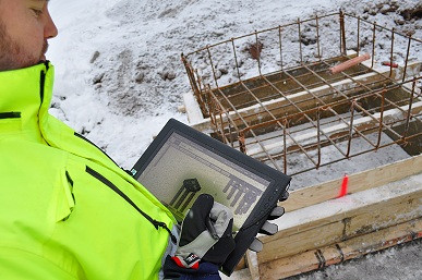 How beneficial is BIM on site?