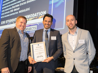 CSD Group Australia receives High Commendation for modular Student Accommodation project