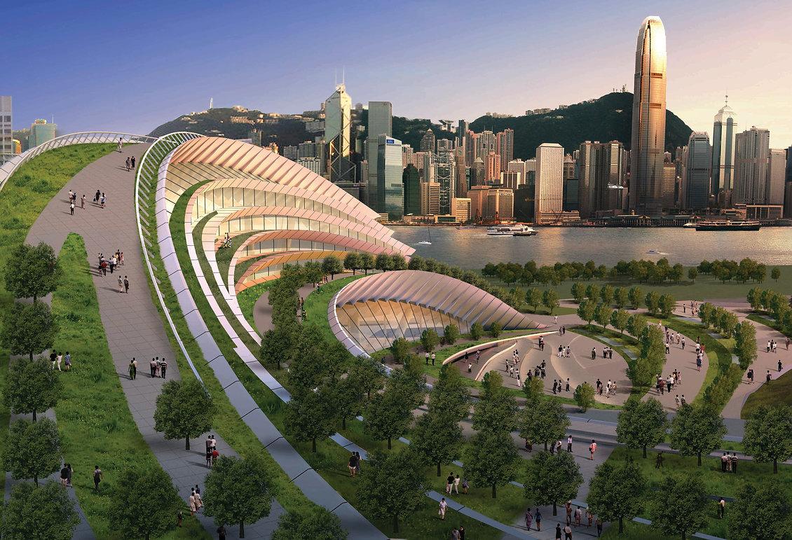 steel detailing west kowloon terminus