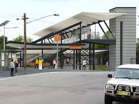 Victoria Street Station upgrade award