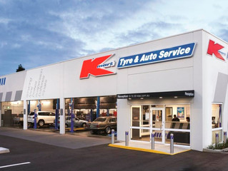 Westfield Chermside KMart Auto award