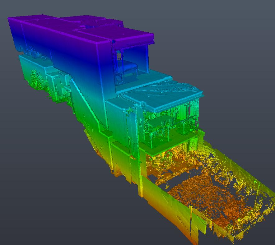 3D Scan Gold Coast FARO