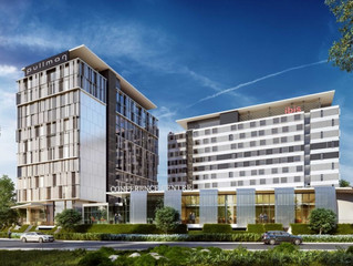 Pullman Ibis Hotel & Conference Centre award