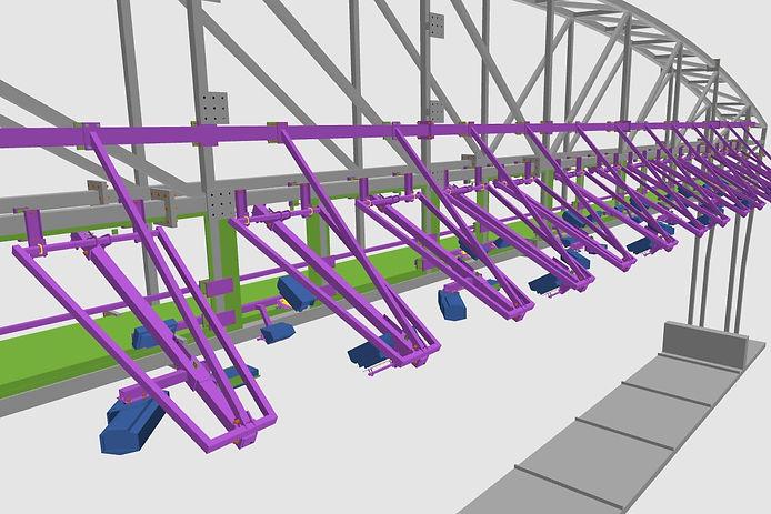 Gateway Gantry engineering CSD
