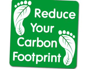 Reducing carbon footprint in the office