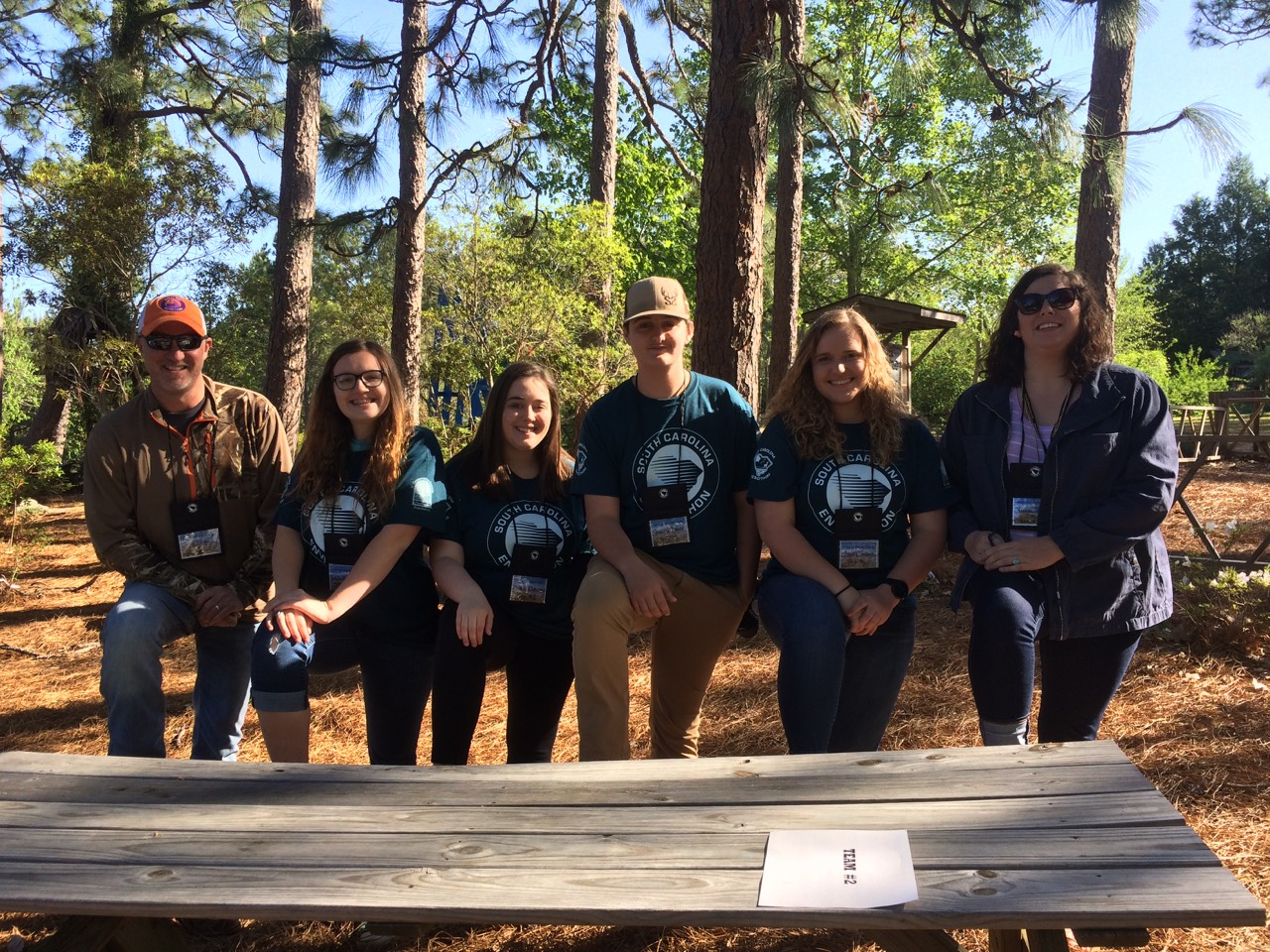 Envirothon Team - Buford High School