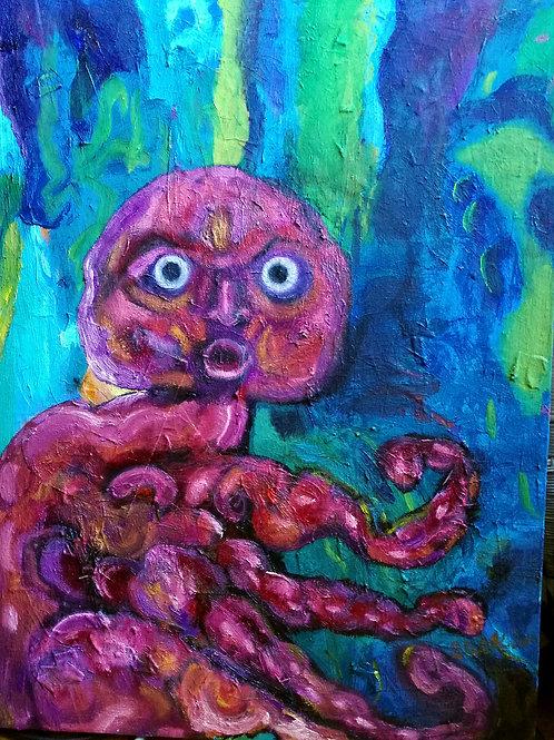Squid-man