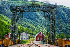 The Railway from Rjukan