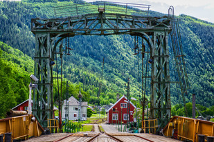 The Railway from Rjukan