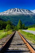 The Rjukan Rail Line