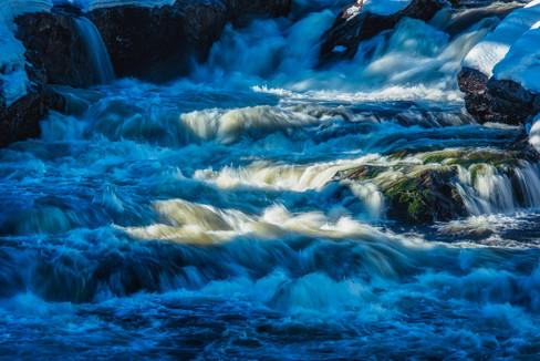 Endless water