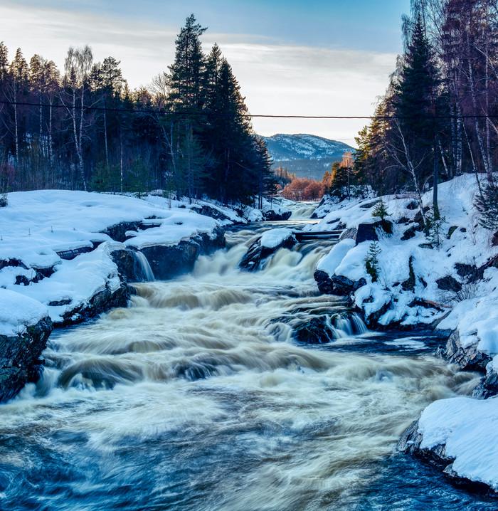 Wild River Heddøla
