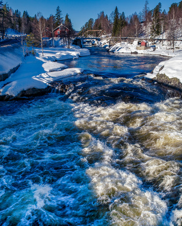 The Rapids and the Bridge