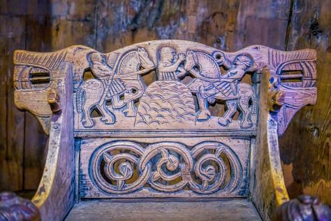 Vikings meet Christianity