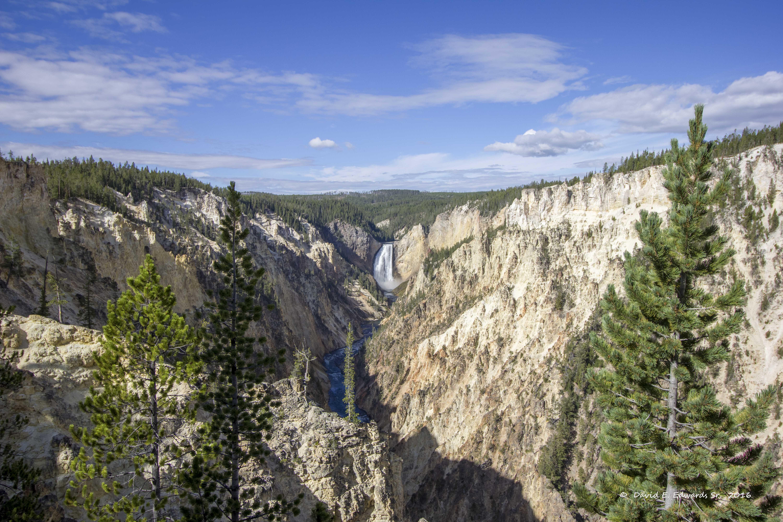 Upper Falls- Yellowstone