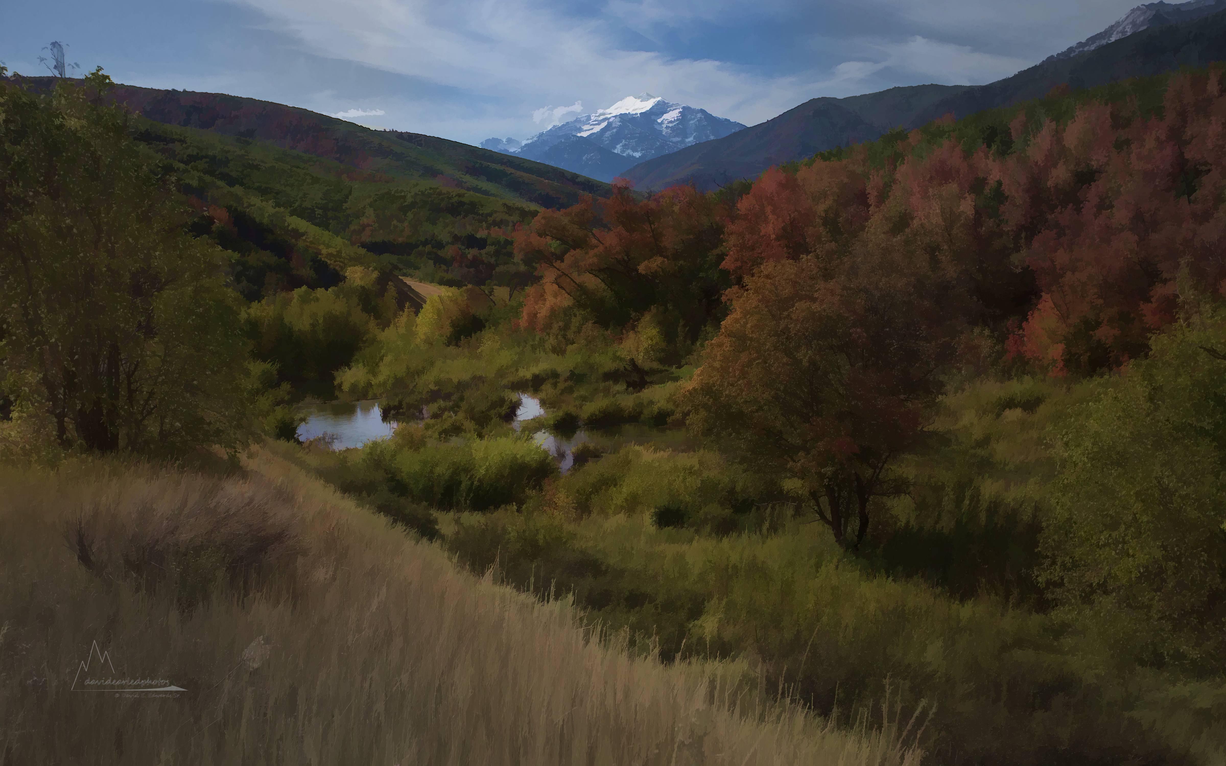 Near Sundance, Utah