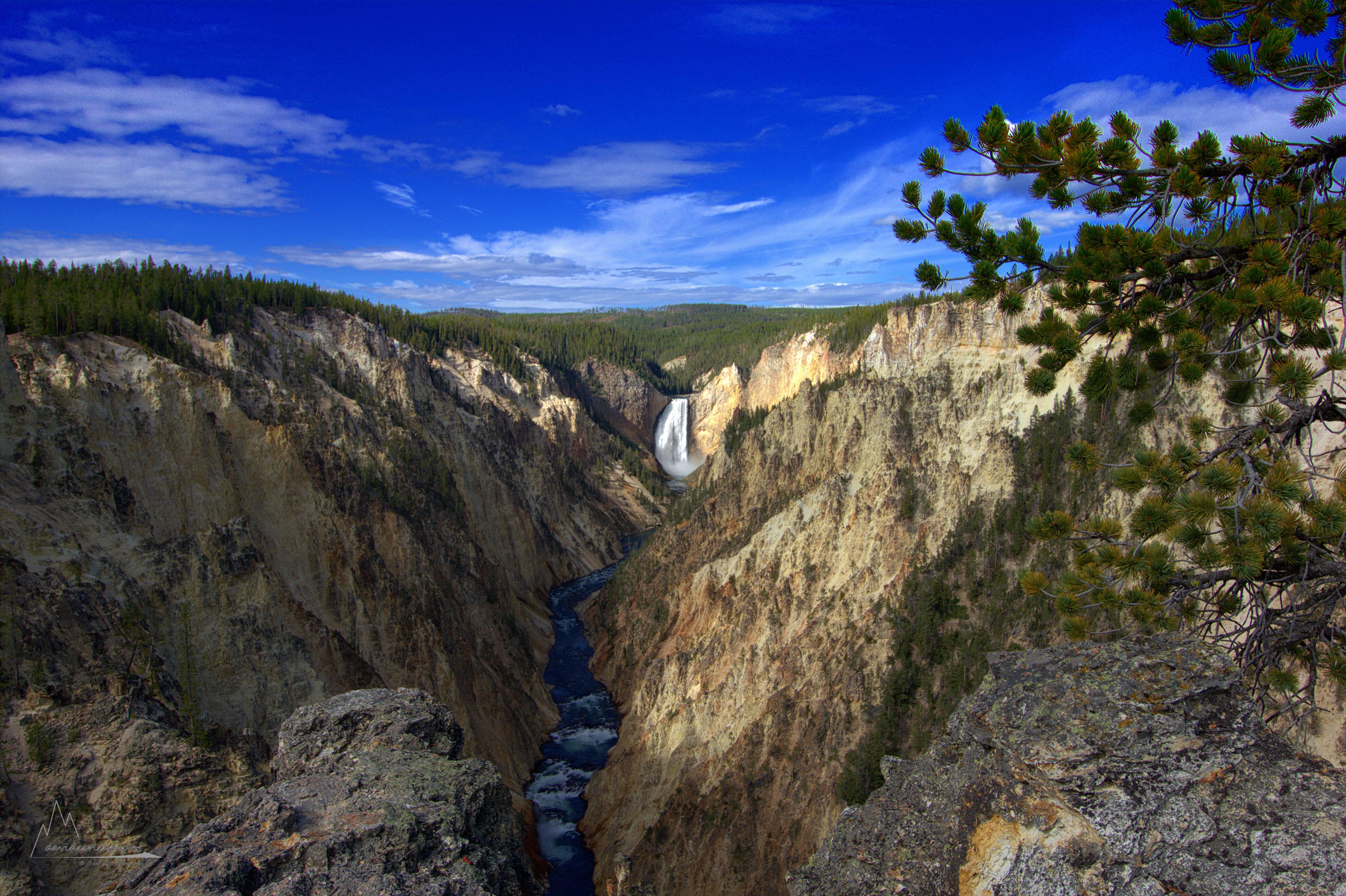 Yellowstone National Park-  2016
