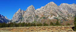 View from Grand Teton National Park